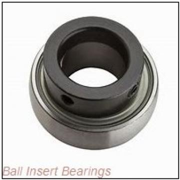 34,925 mm x 72 mm x 37,7 mm  Timken 1106KRRB Ball Insert Bearings