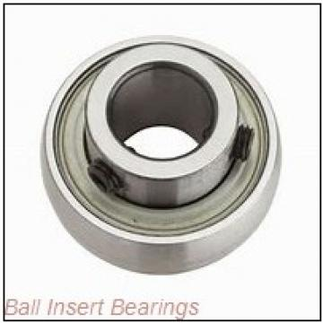 31.75 mm x 72 mm x 42,87 mm  Timken GY1104KRRB SGT Ball Insert Bearings
