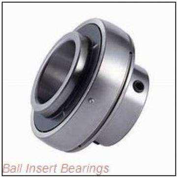40 mm x 80 mm x 42,86 mm  Timken GE40KRRB Ball Insert Bearings