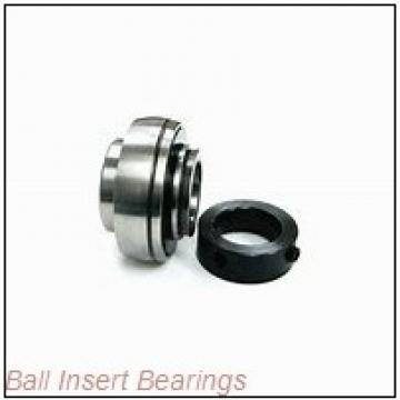 1.2500 in x 2.8346 in x 1-11/16 in  Nice Ball Bearings (RBC Bearings) ER20 Ball Insert Bearings