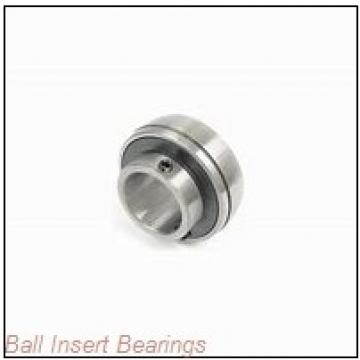 38,1 mm x 80 mm x 49,22 mm  Timken GY1108KRRB SGT Ball Insert Bearings