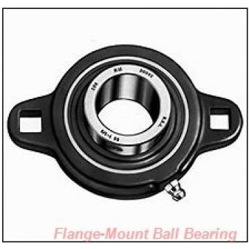 Sealmaster SFT-19T LO Flange-Mount Ball Bearing Units
