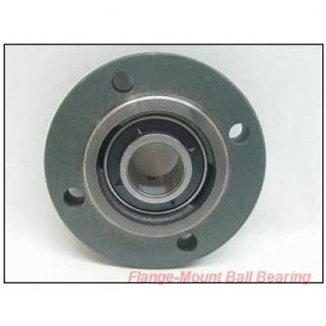 0.7500 in x 1.2656 in x 4.3438 in  NTN UCFH-204 Flange-Mount Ball Bearing Units