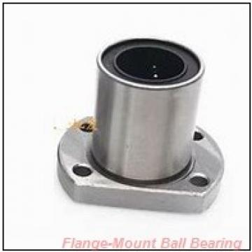 1.3750 in x 5.1180 in x 3.7800 in  SKF FYT 1.3/8 TF/W64 Flange-Mount Ball Bearing Units