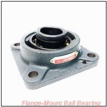 25 mm x 3.5469 in x 4.5313 in  NTN UCFC205 D1 Flange-Mount Ball Bearing Units