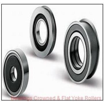 Smith BYR-1-1/8-X Bearings Crowned & Flat Yoke Rollers