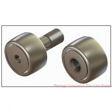 Koyo NRB NA2201.2RS Bearings Crowned & Flat Yoke Rollers