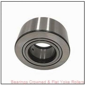 McGill BCCYR 1 3/4 S Bearings Crowned & Flat Yoke Rollers