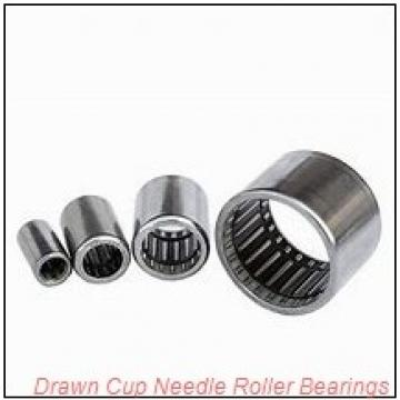 1-1/2 in x 1-7/8 in x 3/4 in  Koyo NRB B-2412 Drawn Cup Needle Roller Bearings