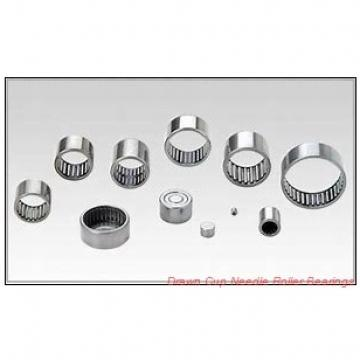 3/4 in x 1 in x 1/2 in  Koyo NRB J-128 Drawn Cup Needle Roller Bearings