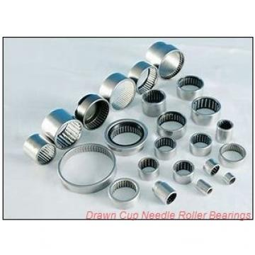 1/2 in x 3/4 in x 3/4 in  Koyo NRB BH-812 Drawn Cup Needle Roller Bearings
